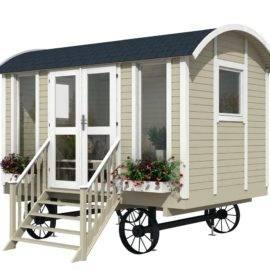 Casa mobile su ruote Mod. Trento