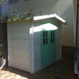 Casetta in legno mod. Empoli