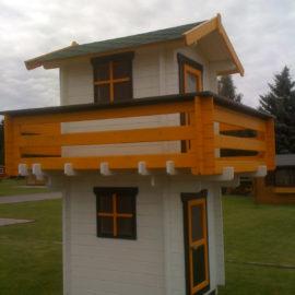 Casetta in legno mod. Pisa